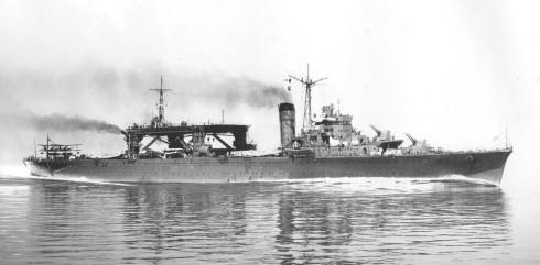 japanese-seaplane-carrier-chitose-kendari