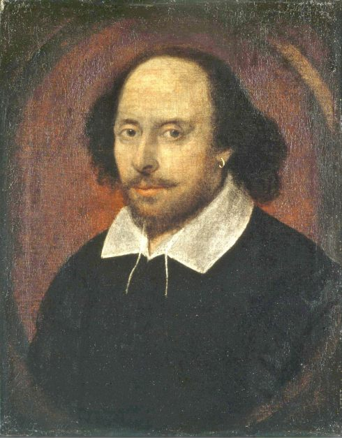 William Shakespeare, The Bard of Avon.