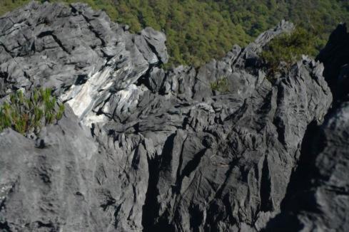 Panorama dari atas Gunung Watu Sangia --photo@Dody
